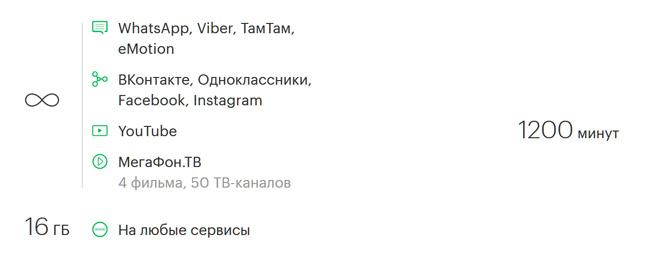 """Тариф """"Смотри"""" - для тех, кто не может жить без Youtube"""